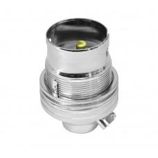 Chrome lampholder