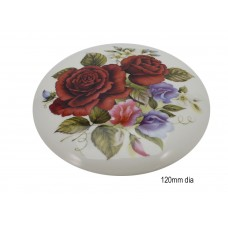 Ceramic Rose Lids