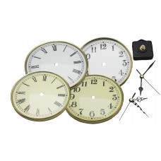 Glass Bezel Clock Kit