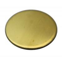 Brass Engraving Disc