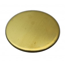 Brass Engraving Disc