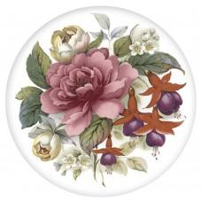Ceramic Tile Fuchsia