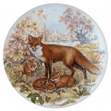 Ceramic Tile Fox