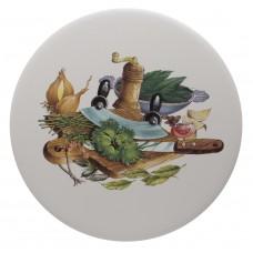 Ceramic Tile Herbs