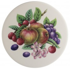 Ceramic Tile Apple and Cherry