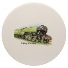 Ceramic Tile Flying Scotsman Train