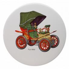Ceramic Tile Fiat 1899