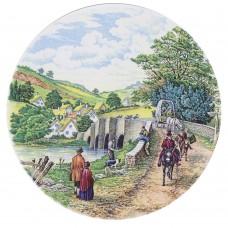 Ceramic Tile Bridge