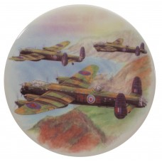 Ceramic Tile Flying Fortress