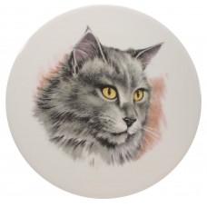 Ceramic Tile Cats Head 'A'
