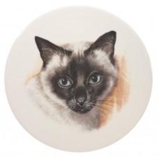 Ceramic Tile Cats Head 'C'