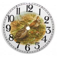 Ceramic Clock Snipe