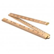 Wooden Folding Rule