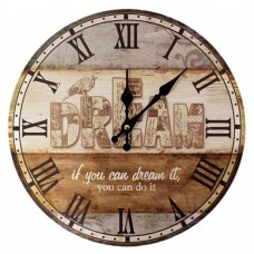 British Style Clock - Dream