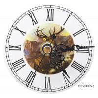 "Monarch of the Glen 3.5"" clock Kit"