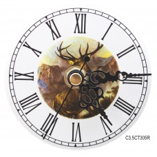 "Monarch of the Glen 3.5"" clock Kit"