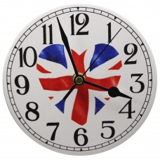 Ceramic Clock Kit Love Briton