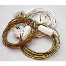 Inline cord set