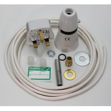 White Pushbar kit
