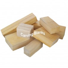 Tulip Wood Carving Blank